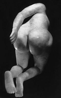 Arturo Martini, Donna che nuota sott'acqua,1941-42