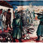 Renato Guttuso, dalla serie Gott mit Uns, 1943-44.