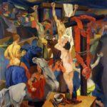 Renato Guttuso, La Crocifissione, 1942