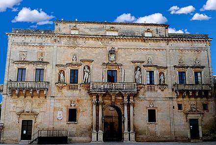 Palazzo ducale di San Cesario di Lecce