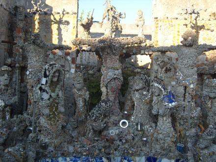 Santuario della pazienza di Ezechiele Leandro.