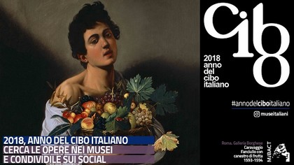 ROMA. GALLERIA BORGHESE Caravaggio FANCIULLO CON CANESTRO DI FRUTTA 1593-1594