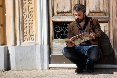 Anselmo Roveda, scrittore e giornalista, caporedattore di Andersen dal 2008