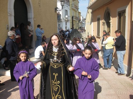 Barile, La Madonna