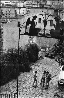 Foto di Henri Cartier-Bresson (Basilicata)
