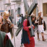 Rionero in Vulture, Cristo con la croce
