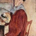 Autoritratto di Modigliani
