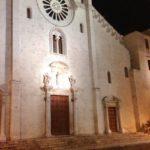 Façade de l'église San Marco de Bari