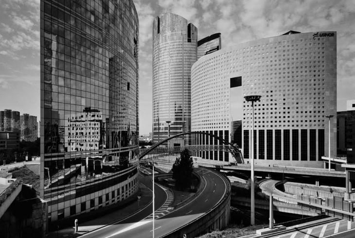 Gabriele Basilico, Parigi 1997. Credits Studio Basilico Milano.