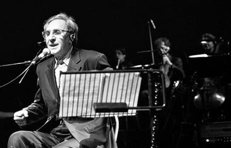 Franco Battiato, foto di Valerio Berdini