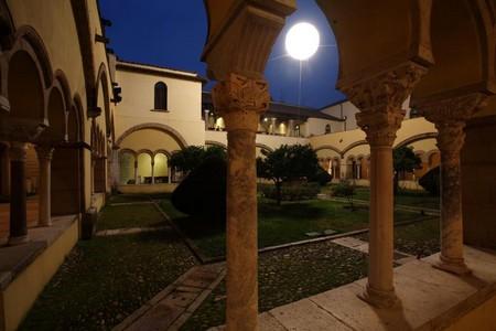 Benevento, chiostro di Santa Sofia