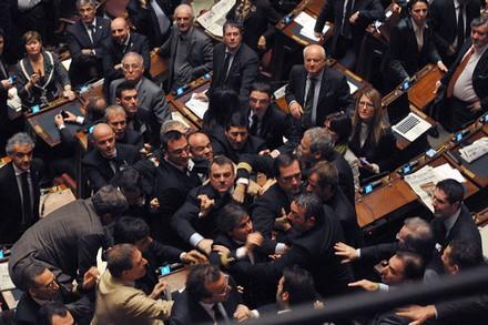 Camera dei deputati © Andreas Solaro AFP