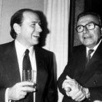 Berlusconi e Andreotti