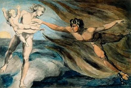 Il bene e il male, di William Blake