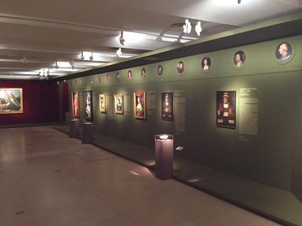 Giorno - 1 - La mostra è ponta in tempo per l'apertura e il vernissage ufficiale. Foto Facebook Museo Maillol.