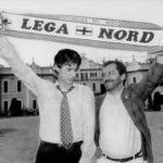 Bossi e Maroni inizia la Lega Nord