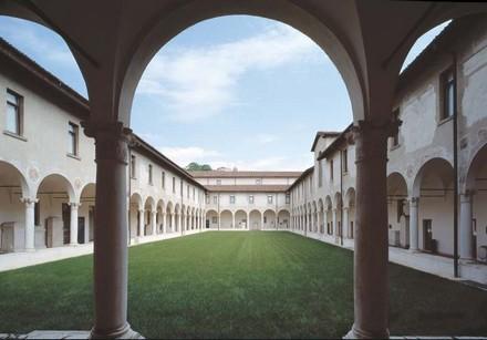 Museo Santa Giulia, Chiostro rinascimentale, Brescia