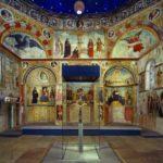Santa Maria in Solaro con la croce