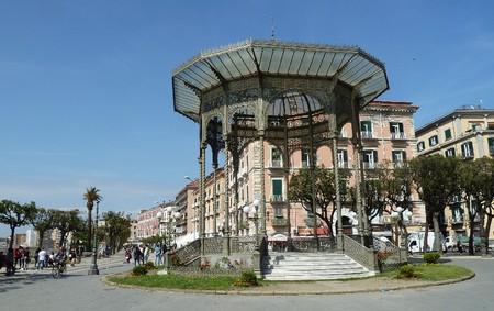 Cassarmonica in Villa comunale