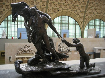 Camille Claudel, L'Âge mûr, 1893-1900, Crédits photo : © ADAGP, Paris
