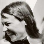 """Una scena dello spettacolo """"CANDELAIO"""" di Giordano Bruno. Nella foto l'attrice Angela Antonini. Foto di Danilo Renzulli."""
