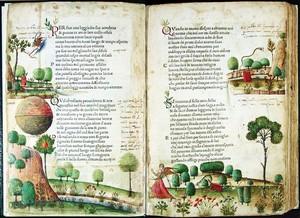 Pagine del Canzoniere, di Petrarca