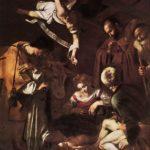 La natività, Caravaggio