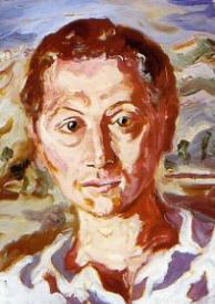 Rocco Scotellaro, rittrato di Carlo Levi