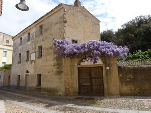 La casa natale della Deledda, ora Museo Deledda a Nuoro