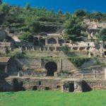 Terme di Baia. Provincia di Napoli (foto Archizoom)