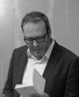 Reading ad un Thè con la poesia, Bologna novembre 2017