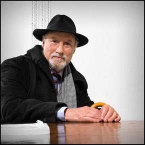 Luigi Fontanella, foto di Dino Ignani