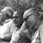Consolo, Sciascia e Bufalino sulla destra