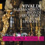 """Le disque du Festival """"Venise, Vivaldi, Versailles"""""""