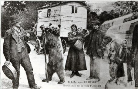 Francia 1906, Gli Orsanti© Fondazione e Museo Paolo Cresci di Lucca