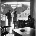 Pietro Donzelli, Caffè a Rosolina, 1954