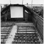 Pietro Donzelli, Cinema a Pila, 1954