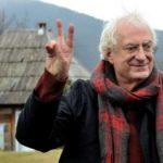 Bertrand Tavernier, gennaio 2015 in Serbia Milos CVELE Cvetkovic/SIPA