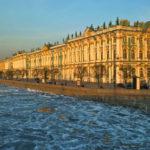 San Pietroburgo, il museo dell'Ermitage