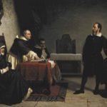 Cristiano Banti: Galileo davanti all'Inquisizione, 1857. Palazzo Foresti