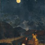 Donato Creti: Giove, Pinacoteca Vaticana