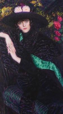 Enrico Lionne, L'attesa, 1919