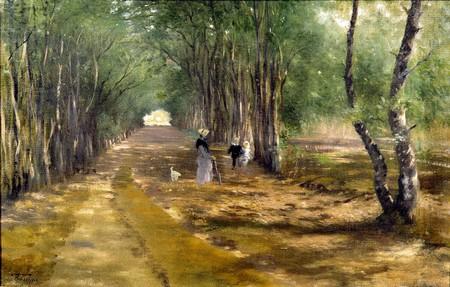 Federico Rossano, Passeggiata nel parco