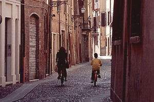 Strada del ghetto