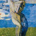 Giuseppe Amisani, Nudo femminile