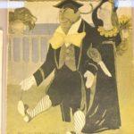 Giornalino della Domenica n°33, 1908, copertina di Lorenzo Viani, Foto di Franco Sandri AIRF