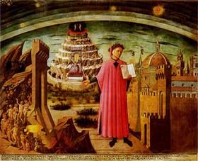 Dante - Santa Maria del Fiore, Firenze