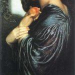 Dante Gabriel Rossetti, Proserpina, 1873-1877