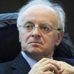 Pier Camillo Davigo, già del pool Mani Pulite
