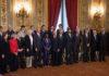 Giuramento del governo Letta